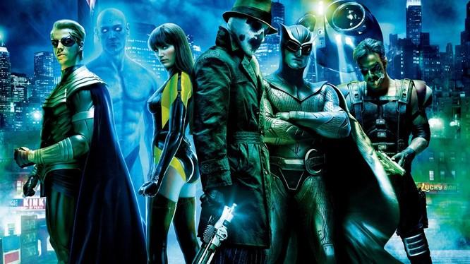 Watchmen (2009) - 185,2 triệu USD: Tác phẩm siêu anh hùng gây tranh cãi rất lớn bởi nội dung mang nặng tính chính trị, bạo lực, tình dục, ngôn từ tục tĩu… Dựa trên nguyên tác của Alan Moore và Dave Gibbons, Watchmen là bộ truyện tranh duy nhất được xếp và