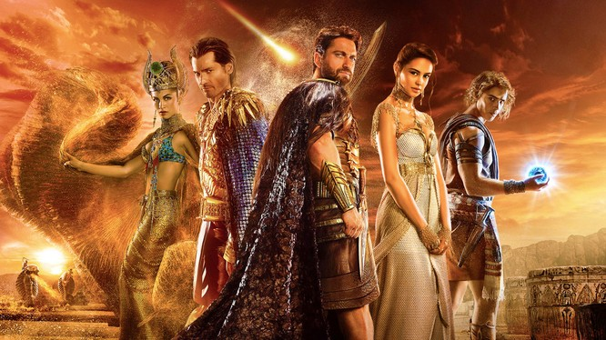 Gods of Egypt: Chuyến du lịch đến với ước mơ