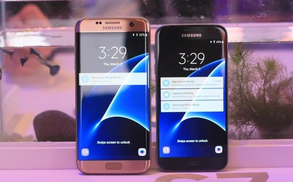 Samsung chính thức ra mắt Galaxy S7, S7 Edge tại Việt Nam