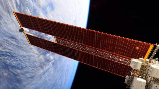 Trái Đất tuyệt đẹp nhìn từ Trạm Vũ trụ quốc tế