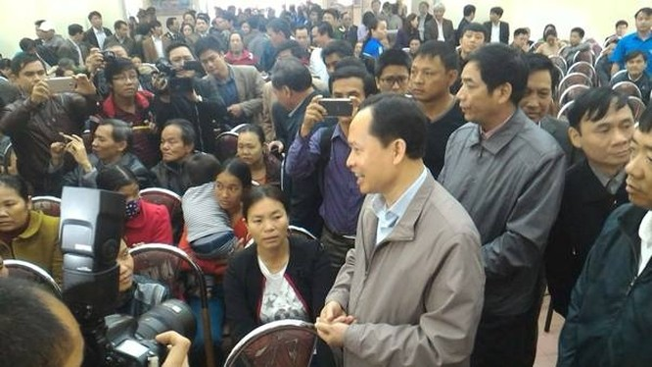 Bí thư Tỉnh ủy Thanh Hoá: Tôi có khuyết điểm, trách nhiệm lớn