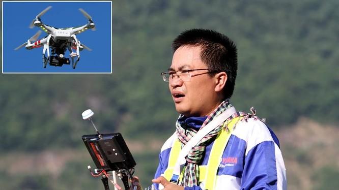 Bùi Minh Tuấn muốn vụ tranh chấp nhanh chóng khép lại. Ảnh: FBNV.