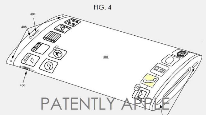 Lộ thiết kế iPhone Pro mới màn hình 5,8 inch