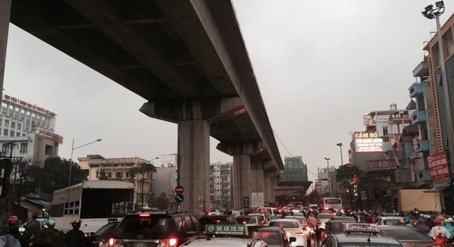 Sai phạm nghiêm trọng dự án đường sắt trên cao Hà Đông- Cát Linh
