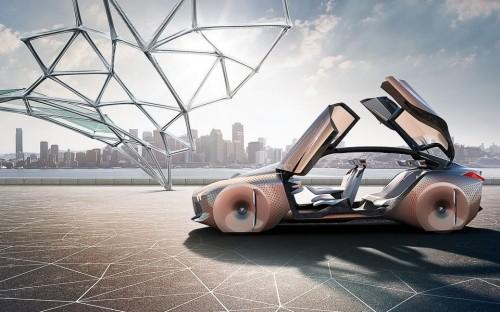 Video: BMW sắp ra mắt mẫu xe tự lái Vision Next 100