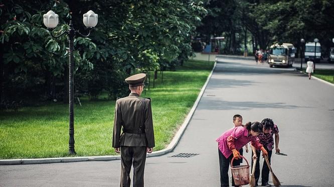 Những hình ảnh thường nhật hiếm thấy của Triều Tiên