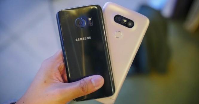 """""""Siêu phẩm"""" mới của LG sẽ còn rẻ hơn S7 của Samsung"""