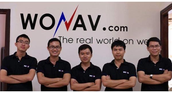 Wonav được thành lập năm 2012.