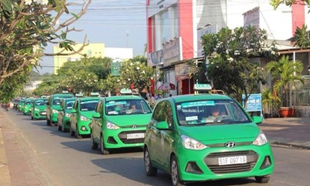 Thí điểm lắp wifi miễn phí trên taxi