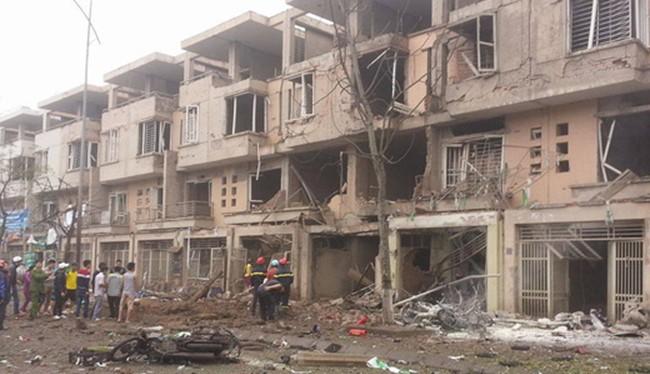 Toàn cảnh vụ nổ ở khu đô thị Văn Phú