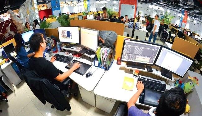 Những công ty công nghệ hàng đầu châu Á lớn tới cỡ nào?