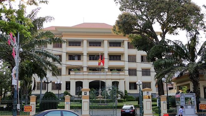 Đà Nẵng đang xem xét mở rộng trụ sở Thành ủy