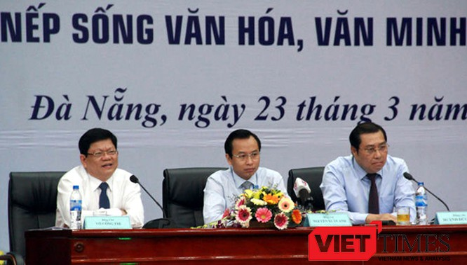 Theo Bí thư Thành ủy Đà Nẵng Nguyễn Xuân Anh, thanh niên phải có hoài bão, phải có ước mơ và ước mơ làm Bí thư Thành ủy là một ví dụ