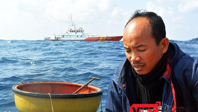 Tàu SAR 412 lên đường cứu ngư dân bị nạn trên vùng biển Hoàng Sa