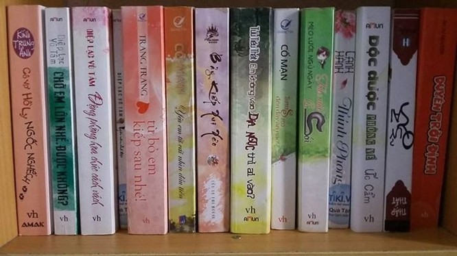 Người Việt Nam say mê sách Trung Quốc: Vì đâu?