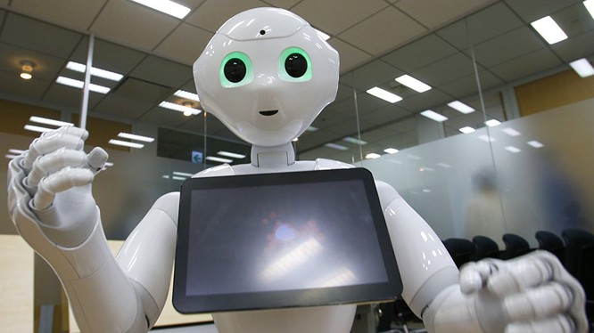 Robot viết tiểu thuyết lọt vào vòng chung kết cuộc thi văn học