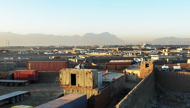 Nhà tù có biệt danh Mỏ muối ở Afghanistan