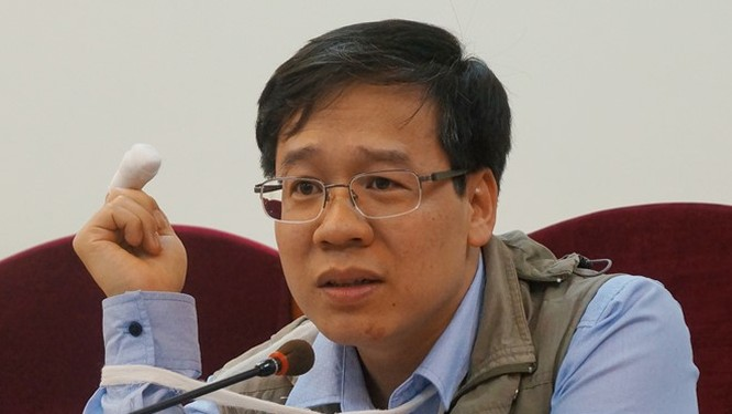 Nhà báo Đỗ Doãn Hoàng kể lại giây phút bị 3 kẻ lạ mặt tấn công