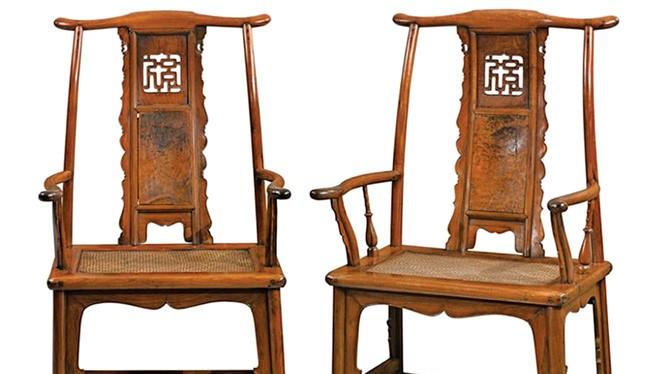Cặp ghế cổ trị giá 25 tỷ đồng