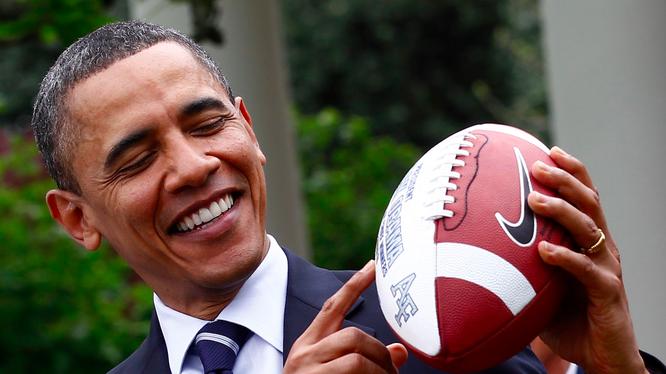 Obama bất ngờ xuất hiện trong chương trình giải trí của Cuba