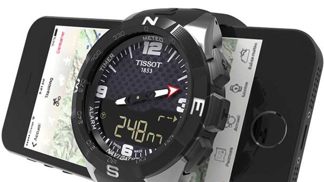 Điểm danh smartwatch 'khủng' của Thụy Sĩ
