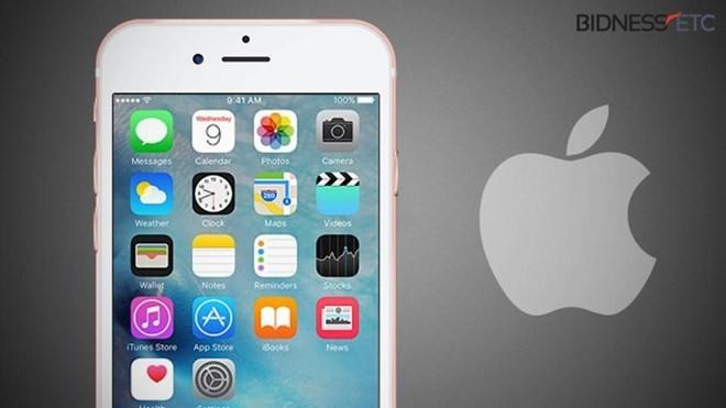 iPhone có màn hình cong, sạc không dây vào năm tới