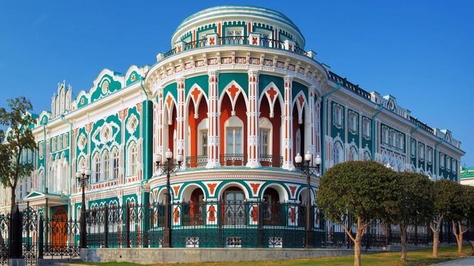 Ekaterinburg - Điển hình cho cộng đồng người Việt ở Nga