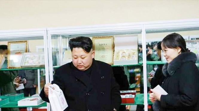 Quyền lực đáng gờm của em gái Kim Jong-un