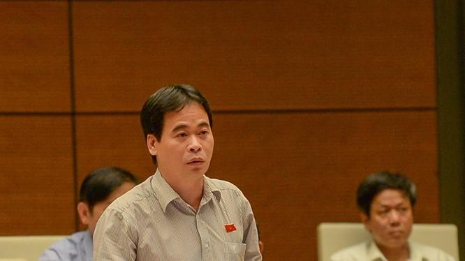 """Ông Nguyễn Mạnh Cường: """"việc không tuân thủ pháp luật lắm khi được coi là việc rất bình thường""""."""