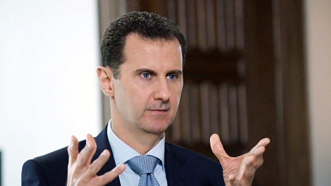 Ông Assad: Syria đã không lầm trong việc lựa chọn bạn bè