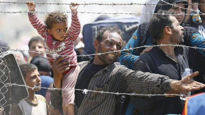 Thổ Nhĩ Kỳ bắn vào người tị nạn chạy sang từ Syria