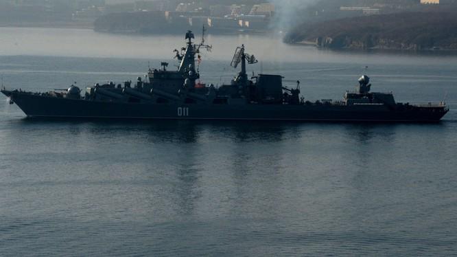 Hải quân Nga tăng hiện diện trên các đại dương thế giới