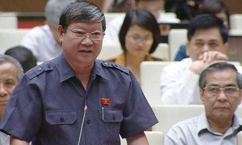 ông Lê Như Tiến, Phó chủ nhiệm Ủy ban Văn hoa, Giáo dục, Thanh niên, Thiếu niên và Nhi đồng của QH