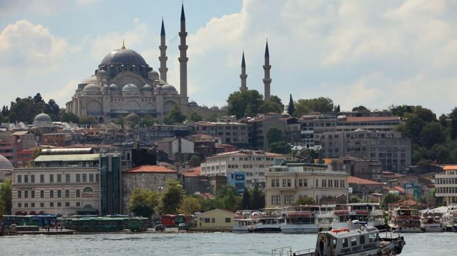 Thổ Nhĩ Kỳ sẽ phục dựng tượng đài người lính Nga