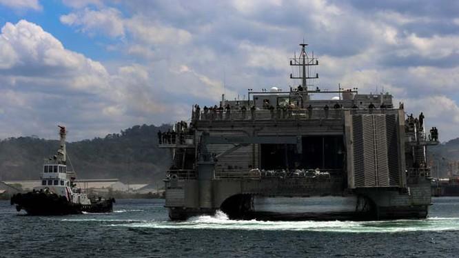 Mỹ điều dàn vũ khí khủng tập trận với Philippines ở Biển Đông