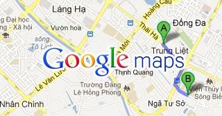 Cười như mếu vì Google Maps chỉ sai đường