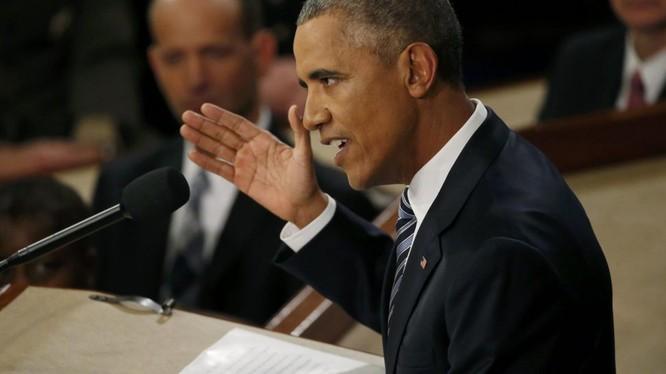 Tổng thống Mỹ tăng ngân sách quân sự để đối phó với Nga