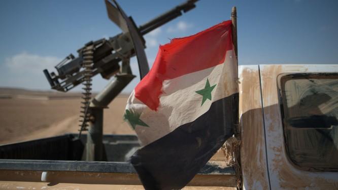 Báo Nga đưa tin về quân nhân Nga thứ 7 hy sinh ở Syria