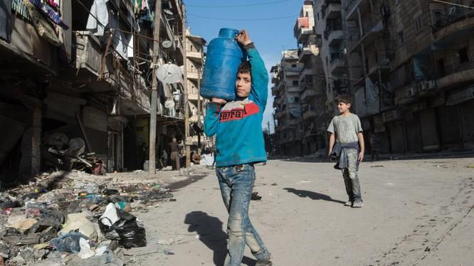 Dân Aleppo đang sống những ngày hòa bình đầu tiên
