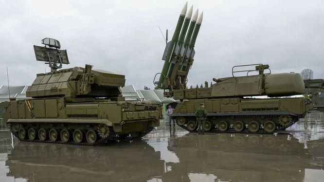 Nga và Belarus hoàn thành hệ thống phòng không hợp nhất