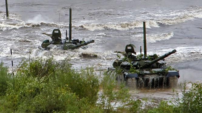 Mỹ thừa nhận tiềm lực pháo binh thua Nga