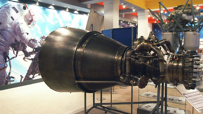 Mỹ cần mua thêm 18 động cơ của Nga