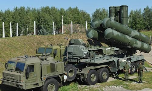 Nga sắp đưa S-400 tối tân đến Crimea