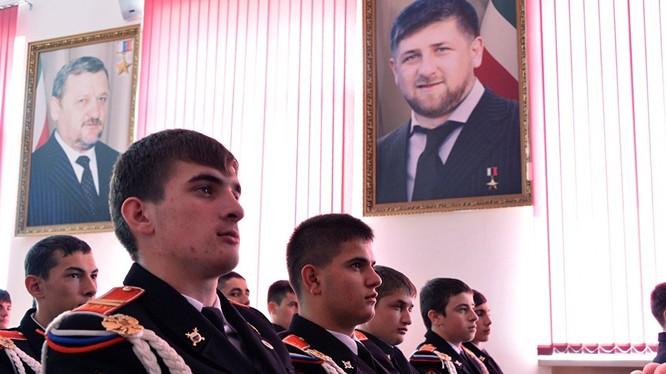 'Chechnya phải thuộc LB Nga'