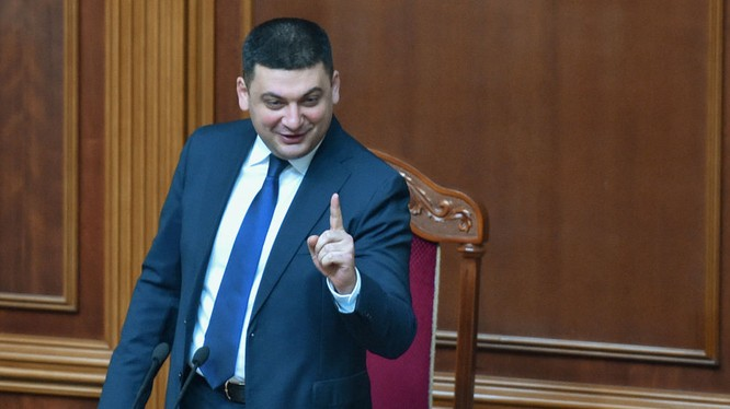 Ukraina bổ nhiệm tân thủ tướng