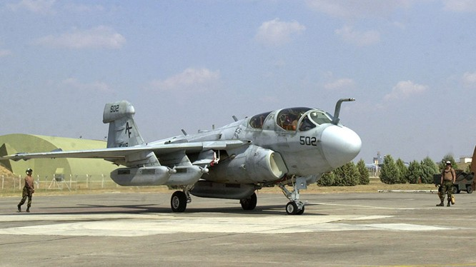 Mỹ sẽ đưa máy bay hải quân đến Thổ Nhĩ Kỳ để chống IS
