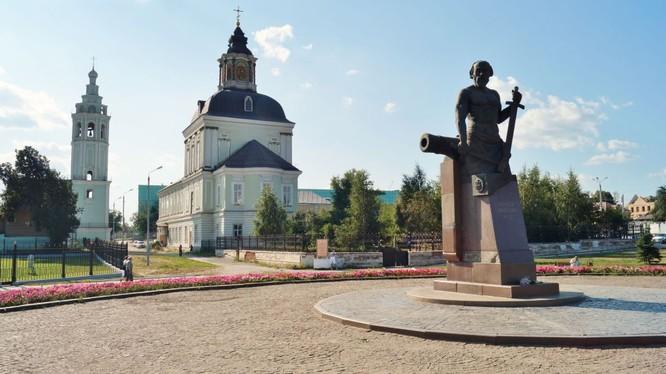Nga thành lập khu kinh tế đặc biệt ở Tula