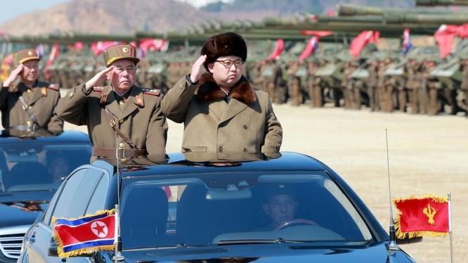 Nga: Triều Tiên tạo ra nguy cơ thực tế xung đột quân sự