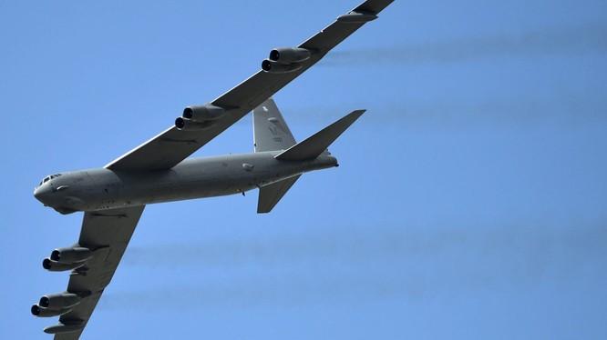 Mỹ lần đầu tiên sử dụng máy bay ném bom B-52 ở Iraq