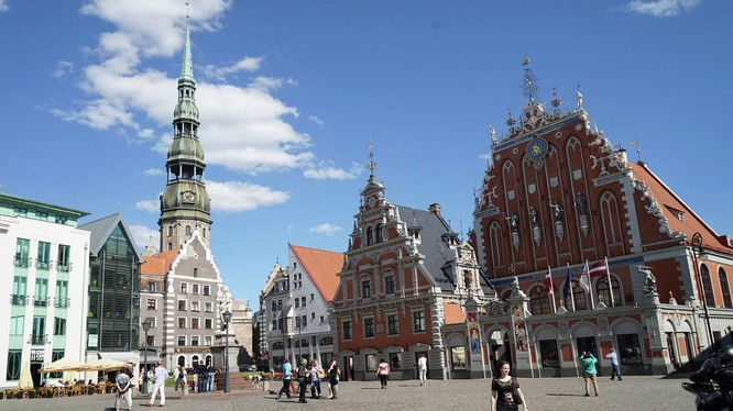 Latvia đòi Liên Xô phải trả 300 tỷ Euro